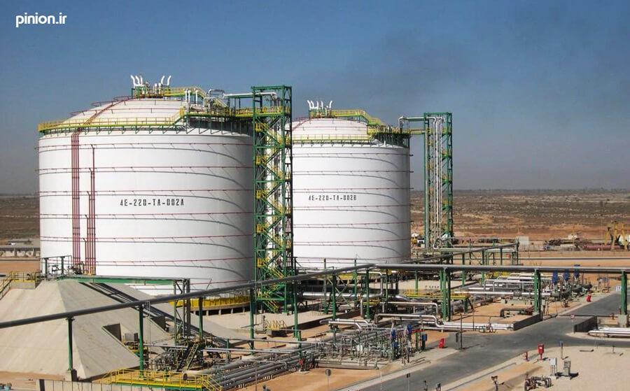 آشنایی با انواع مخازن مورد استفاده در صنایع نفت، گاز و پتروشیمی