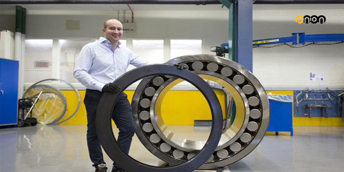 largest-sealed-spherical-roller-bearing