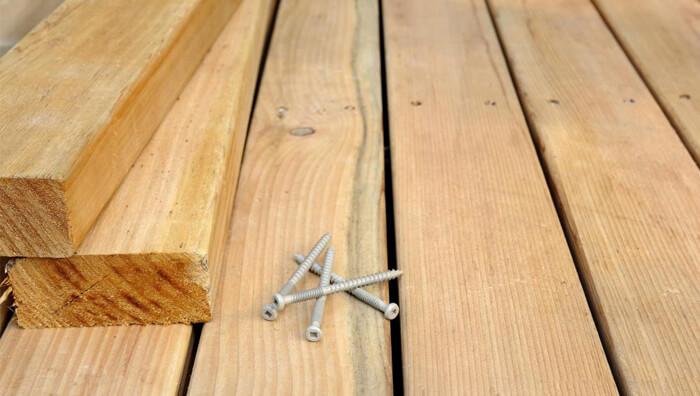 wood-screw