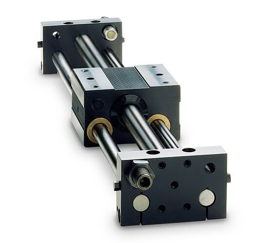 magnetic linear slides