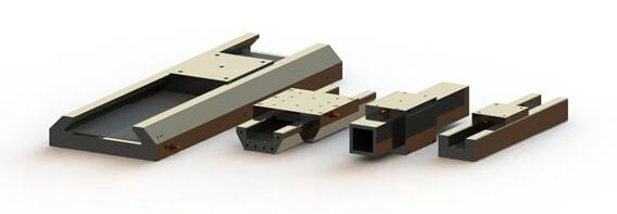 sliding linear guide