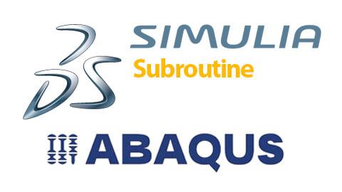abaqus-simulia-subroutine