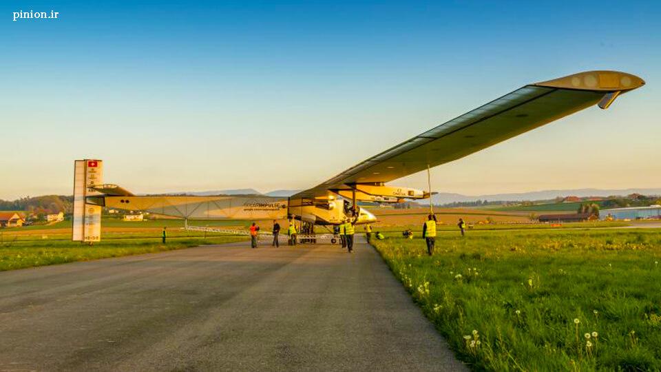 هواپیمای انرژی خورشیدی