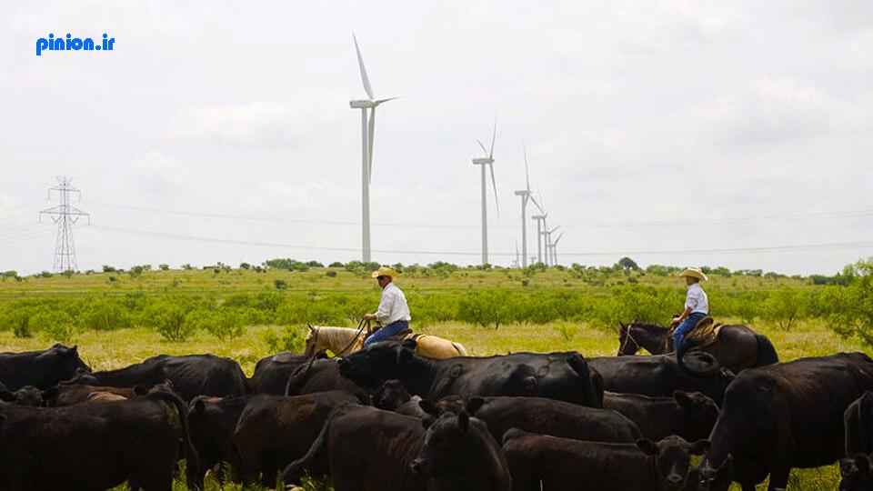 انرژی باد