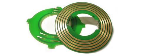 slip ring without wires - اسلیپ رینگ (Slip Ring)