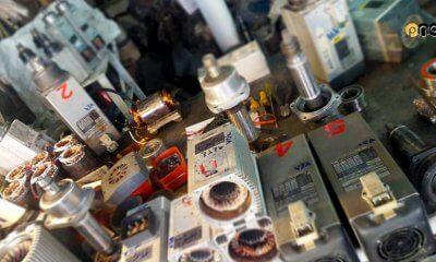 تعمیر اسپیندل موتور