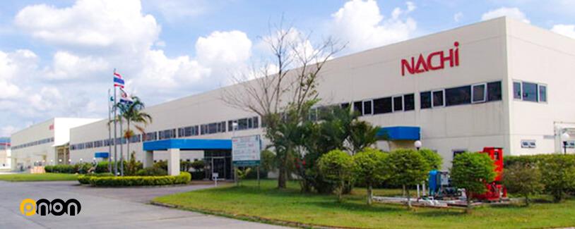 کمپانی ناچی یکی از بهترین برند های تولید کننده بلبرینگ در دنیا