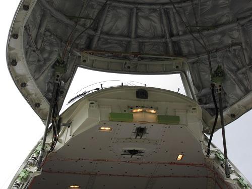 لید اسکرو در بویینگ 747
