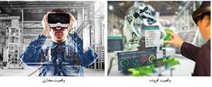 آینده استفاده از HMI در تکنولوژی های واقعیت مجازی و واقعیت افزوده