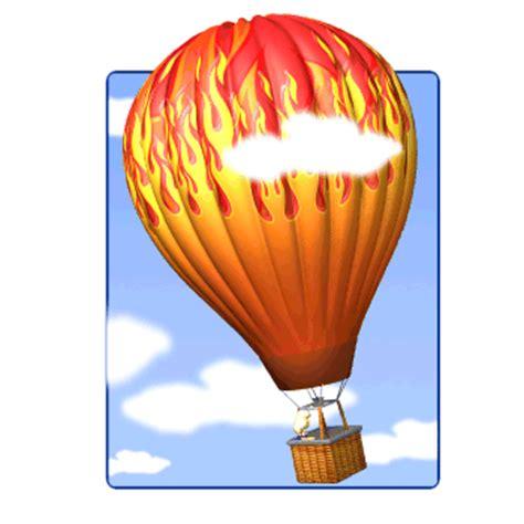 بالن هوای گرم چگونه کار میکند
