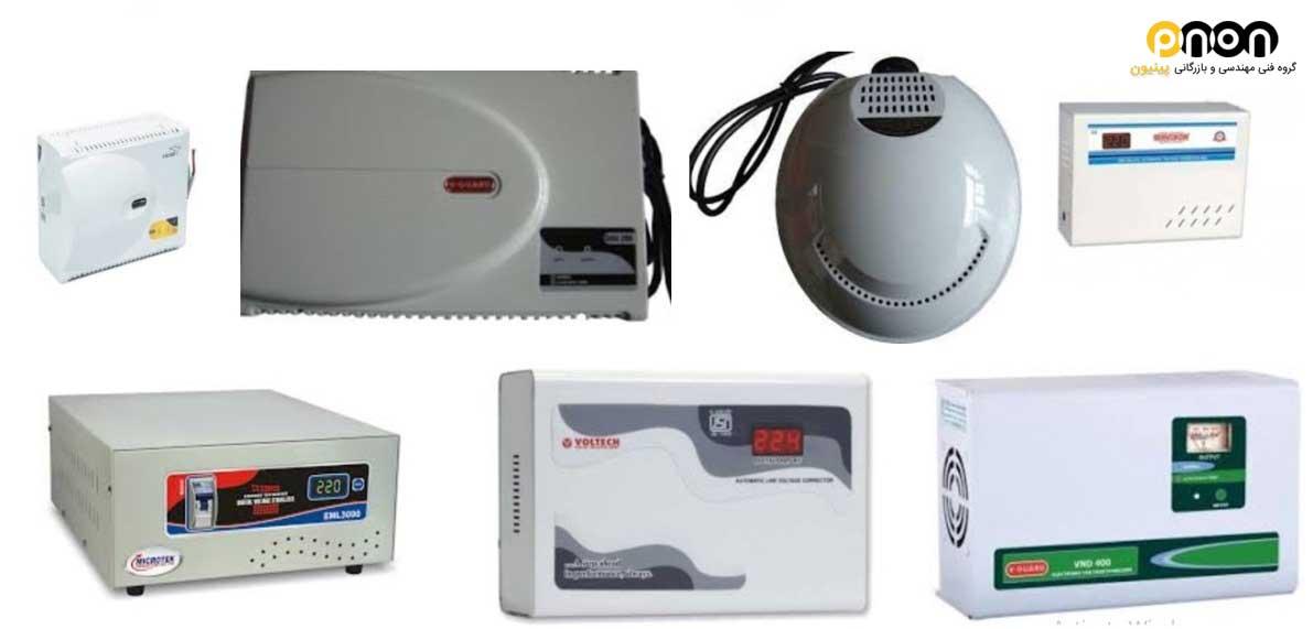 ثبت کننده ولتاژ