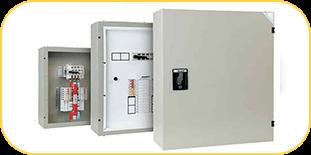 طراحی و ساخت انواع تابلو برق در گروه پینیون