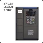اینورتر یونیک سه فاز LX3300-7.5kw