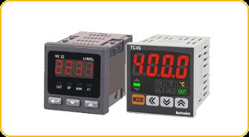 پینیون تامین کننده و فروش انواع کنترلر و نمایشگرهای دما